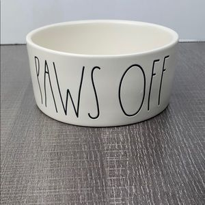 Rae Dunn Dog Bowl. New.
